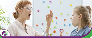 Speech & Language Therapy Specialist in Medical & Rehabilitation Center in Liberty & Brooklyn, NY